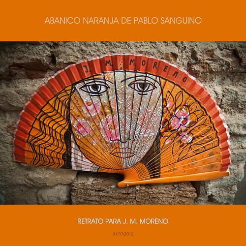 ABANICO de Pablo Sanguino by José-María Moreno García = FOTÓGRAFO HUMANISTA