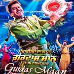 Gurdas Maan, live in concert.