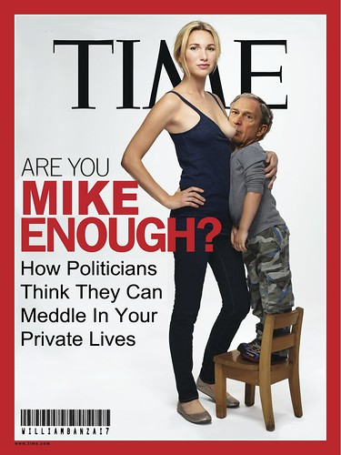 ARE YOU MIKE ENOUGH by Colonel Flick