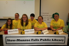 Battle of the Books 2012