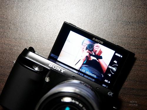 SONY NEX-F3 治裝照 -9