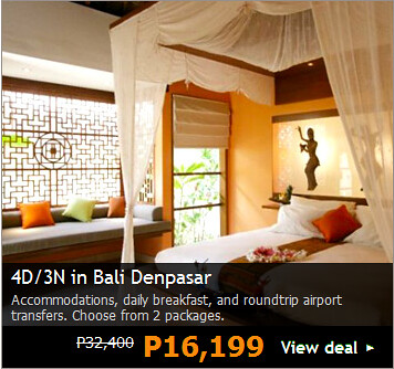 4D/3N at the Novotel Bali Benoa Promo