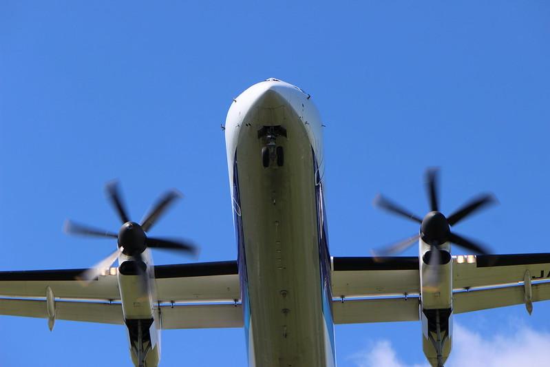 飛行機2 その5