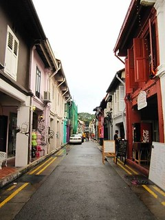 Singapore: Luxury Travel Insider Guide 2012 Haji Lane