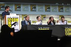 Dave Karger, Oliver Stone, Joseph Gordon-Levitt, Shailene Woodley & Zachary Quinto