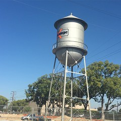 What's this!? Another #watertower !!