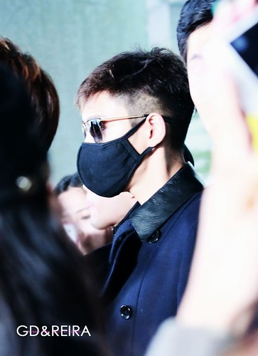Big Bang - Incheon Airport - 01jun2015 - GDREIRA - 29
