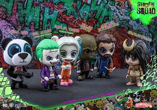 史上最惡棍的超級英雄?!Hot Toys – COSB321 –【自殺突擊隊 第二彈】Suicide Squad Cosbaby Series 2