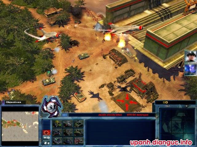 Download Game Act of War: High Treason Full crack