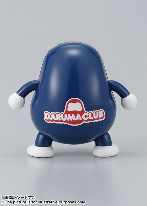 《無敵鐵金剛》新商品!這次是..達摩!? 萬代 「DARUMA CLUB Vol.3」達摩玩具