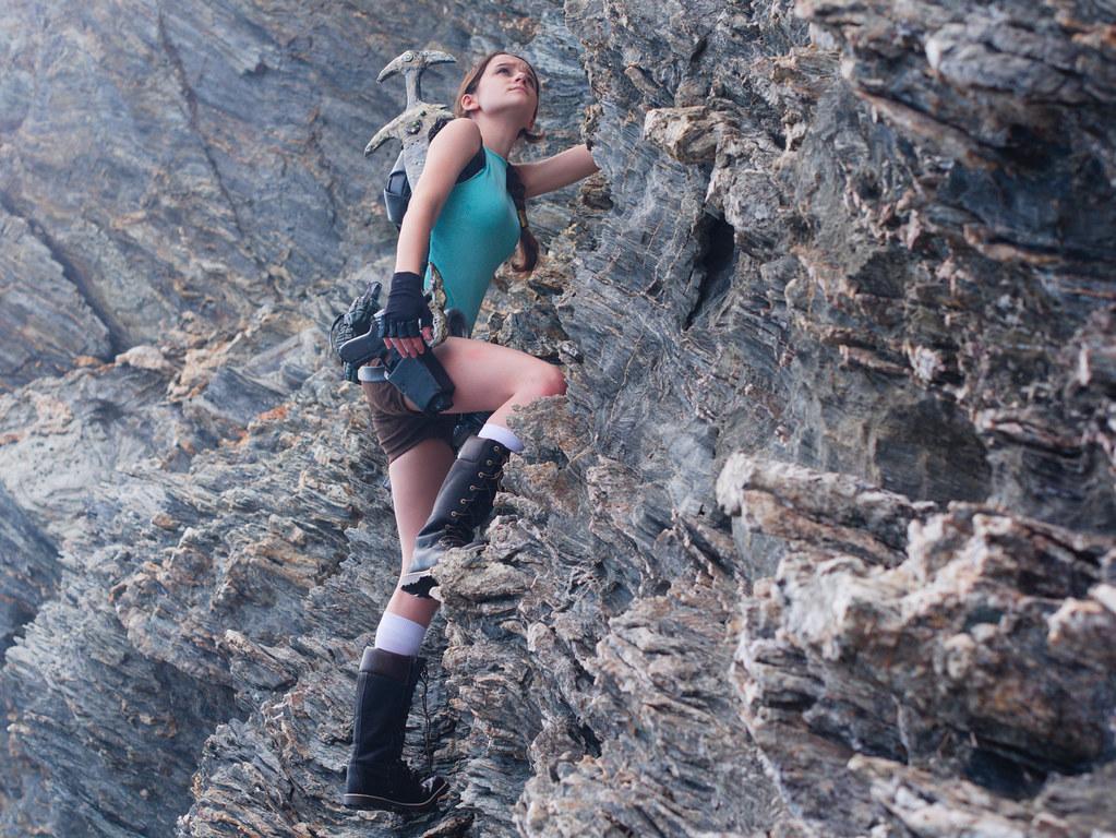 related image - Shooting Lara Croft - Calanque du Mont Salva - Six Fours les Plages - 2016-08-11- P1500480