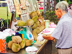 Durian, anyone?
