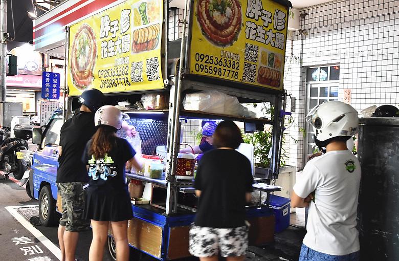 台中餐車胖子修大腸包小腸01