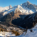 Chamonix-Mont-Blanc 5 by Wolfgang Staudt