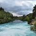 Río Waikato a su paso por Taupo