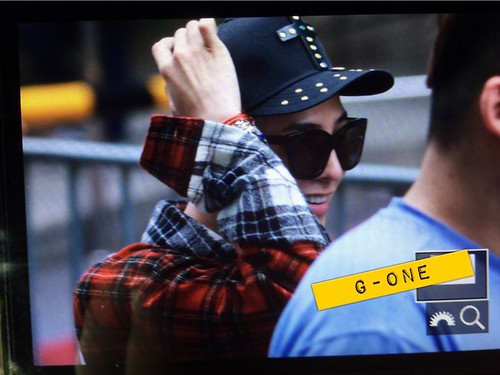 Big Bang - KBS Music Bank - 15may2015 - G-Dragon - G-One - 01