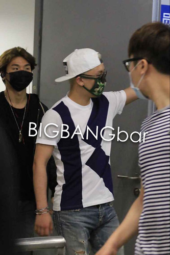 Big Bang - Shanghai Airport - 19jun2015 - BIGBANGbar - 02