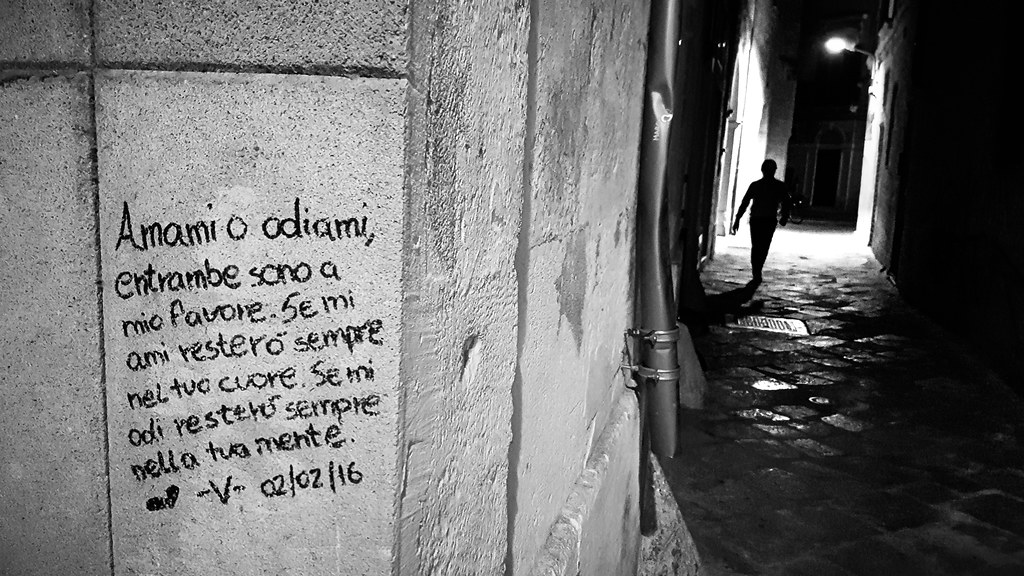 Poetry, Lecce, Italy picture