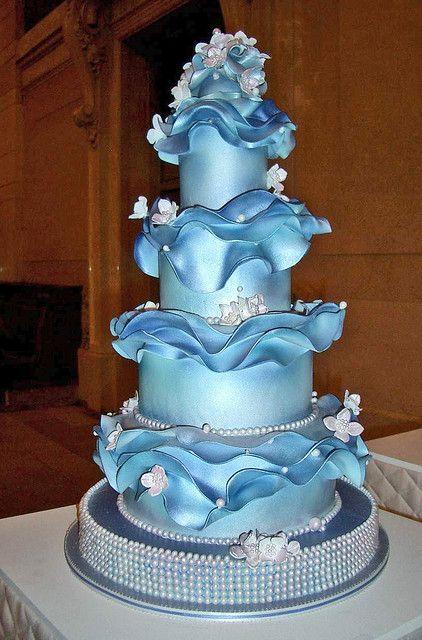 Wedding Cake by Stacy Alexander