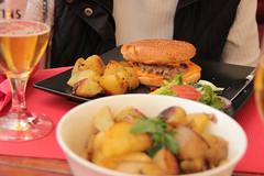 Cheeseburger @ Cafè Tomate - Ibiza