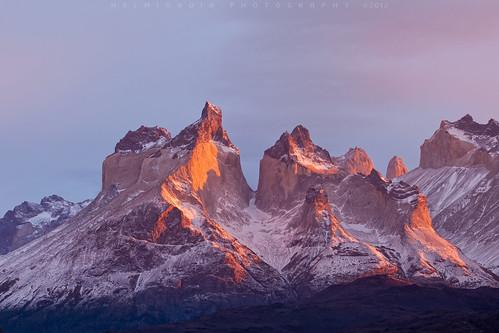Torres Del Paine,Chile