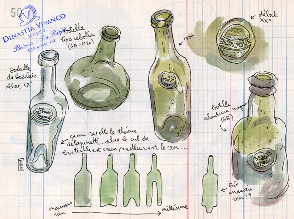 "35th sketchcrawl in ""la rioja"" (spain)"