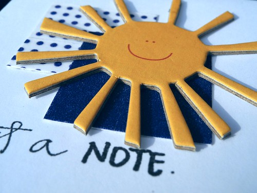 A Sunny Note (Detail)