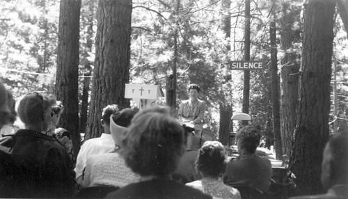 Hilltop Service, circa 1947