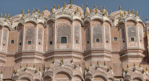 Jaipur India ~ Pink City by Vasenka