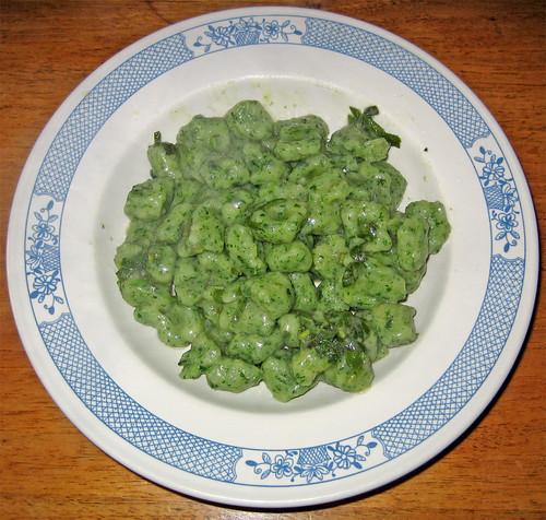 gnocchi di patate e ortica by fugzu
