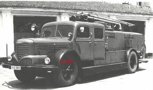 APC SKODA 706 R - 1949