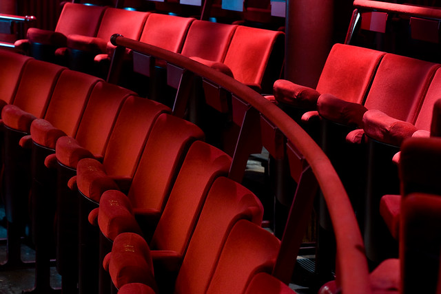 Seats in the Circle © Sim Canetty-Clarke/ROH 2012