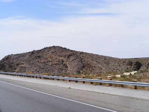 Mojave Lava