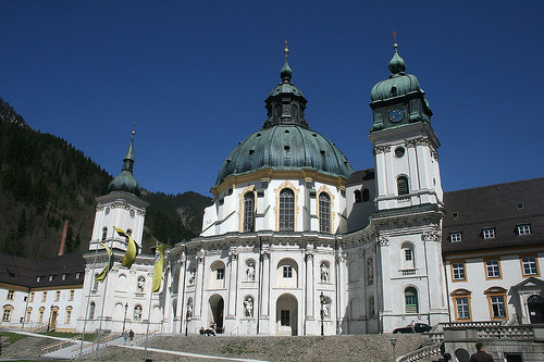 Benedektinerkloster Ettal - Basilika
