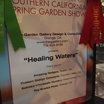 Healing Waters Design Garden