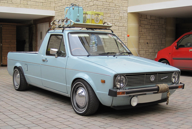 vw caddy 1987 volkswagen caddy pick up flickr photo sharing. Black Bedroom Furniture Sets. Home Design Ideas