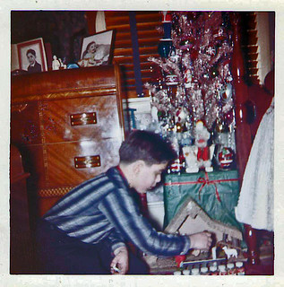 Jim, the Photographer — Christmas 1959