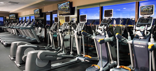 Corporate Fitness Center - Fort Well worth TX