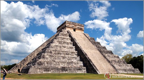 El Castillo at Chichen Itza