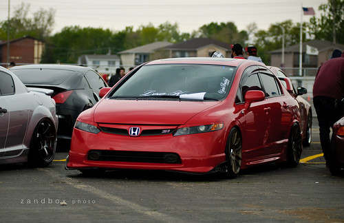 civic by zandbox photo