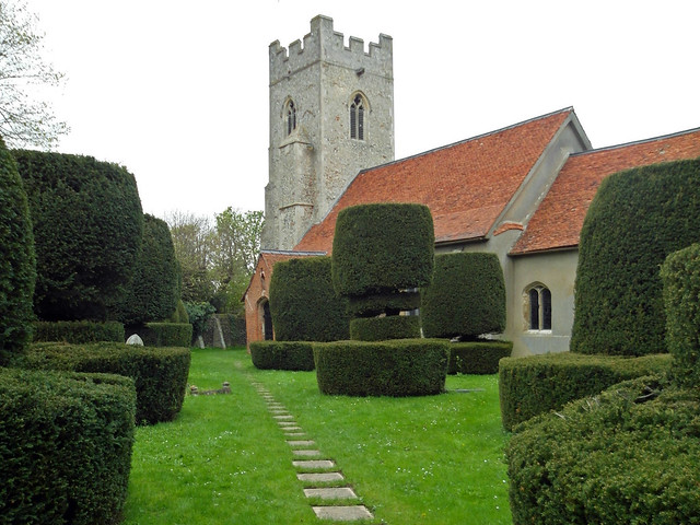 Borley Church