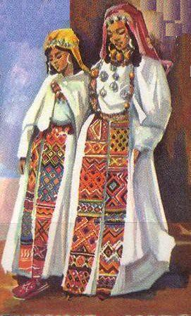 femmes d'Ait Ouaouzguit