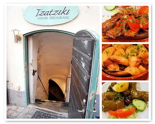 tzatziki, uppsala