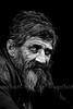 l'homme style dragan portrait en noir et blanc by '^_^ Damail Nobre ^_^'