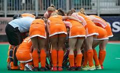 Investec London Cup Netherlands v Australia