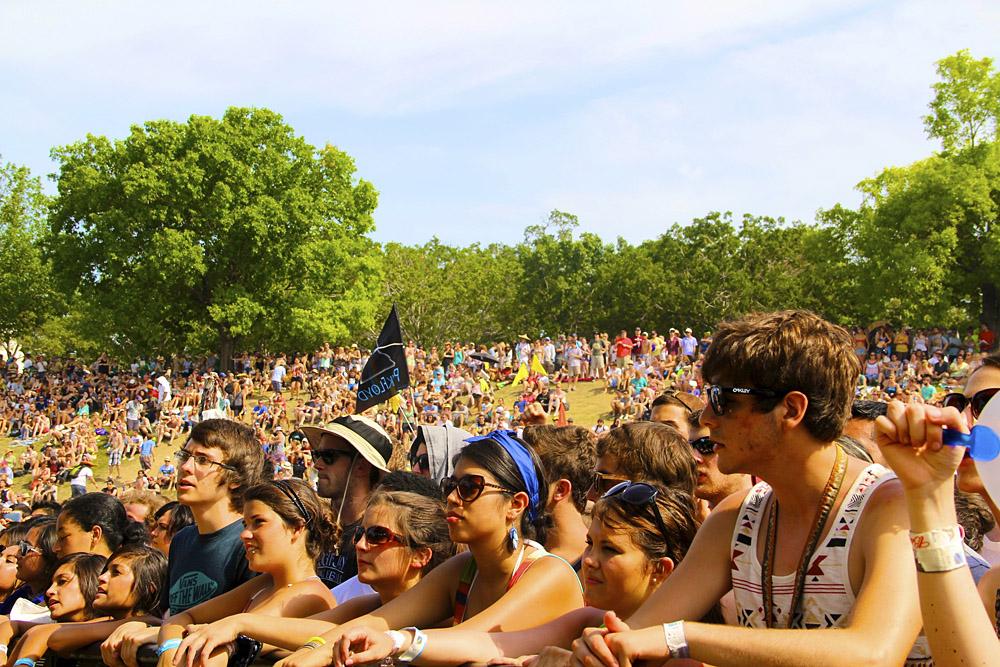 Free Press Summer Fest, Houston Day 2