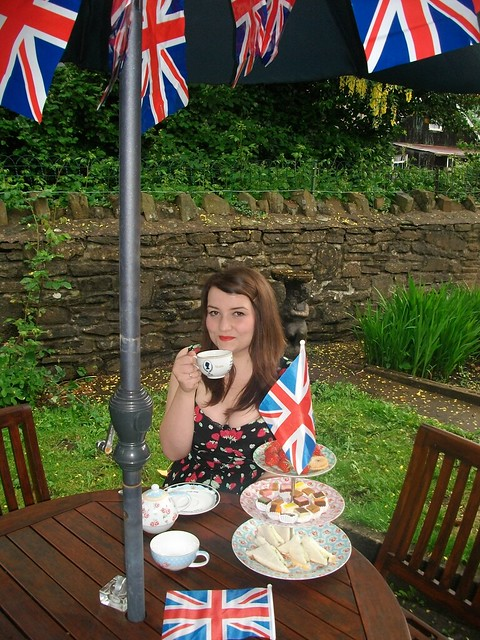asda george vintage jubilee party