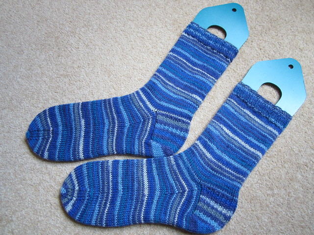 Plain Vanilla socks no8 (2)