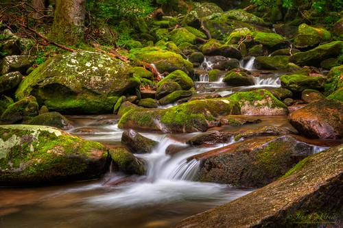 mountains water nikon tennessee waterfalls nik nationalparks smokies photomatix d700 johnchouse