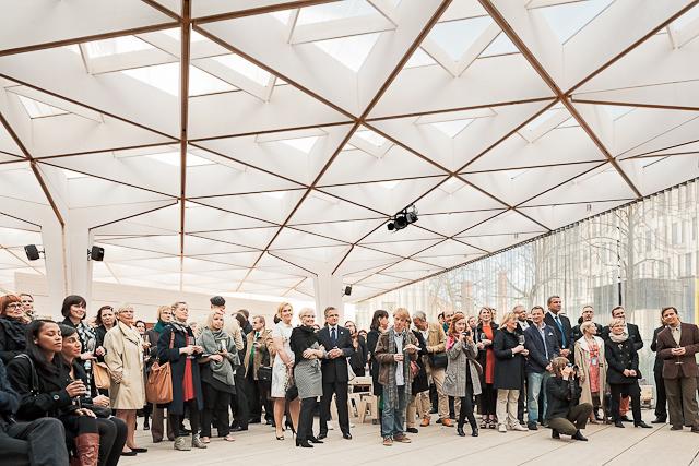 WDC Paviljonki avajaiset Helsingissä